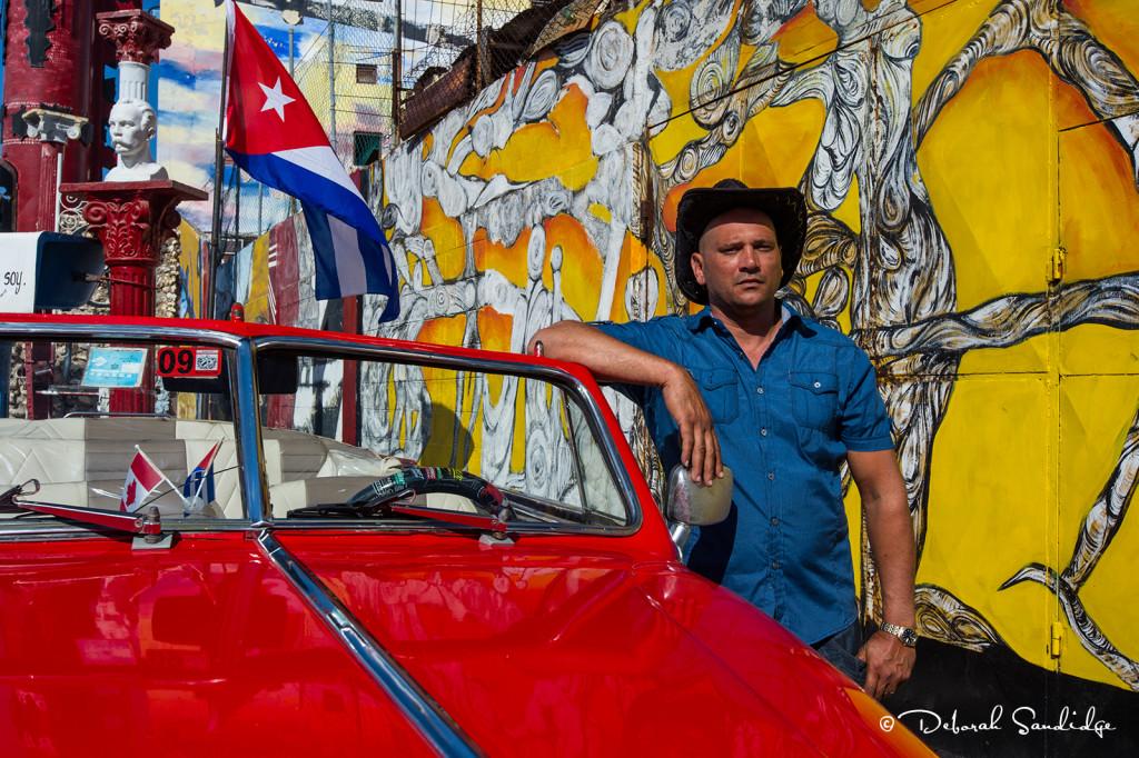 Cuba driver