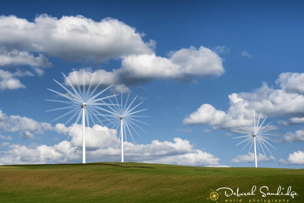 Turbines Palouse